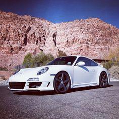 @evsmotors Porsche equipped with @priordesignna kit #vossen #teamvossen - @vossen- #webstagram