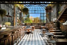 Restaurante Comedor Romita | Commercial Spaces | Pinterest ...