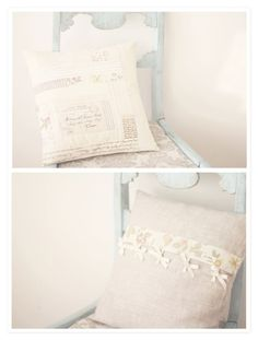 """""""send me a postcard""""  pillow with lavender, cinnamon and camomile  35X35 сm"""