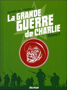 La Guerre de Charlie, un troisième recueil toujours aussi impressionnant - http://www.ligneclaire.info/la-guerre-de-charlie-un-troisieme-recueil-toujours-aussi-impressionnant-165.html