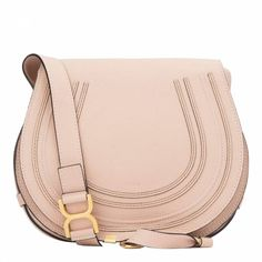 76e6b279f Blush Nude Leather Marcie Cross Body Bag - Luxury Bag Edit  Off Duty Style -
