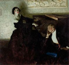 catonhottinroof:  Dean Cornwell    One Night in Venice, 1922