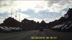 Die Straßen #Deutschlands aus einem Autofenster - Kiel nach Gut Görtz #video # footage