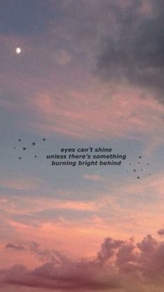 song quotes 23 Of The Best Inspirational Quotes Ever - Dreams Quote Sky Quotes, Deep Quotes, Mood Quotes, Positive Quotes, Life Quotes, Song Lyric Quotes, Sunset Quotes, Music Lyrics, Cute Song Quotes