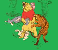 Winnie the Pooh without drugs!