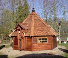 A2 Domki Grillowe - Sauny Ogrodowe