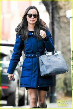 #Pippa #Middleton braves the cold weather while stepping out in a short skirt and showing off her toned legs on Thursday, February 13, 2014 in the Chelsea neighborhood of London, England. JustJared