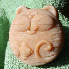 Monkey Farts Goats Milk Soap Cat Soap Monkey by happygoatsoap, $4.50
