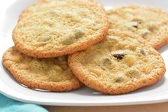 Gluten-free Double Chocolate Chip Orange Cookies