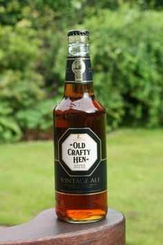 Bottled Beer of the World - pjb 13 - Picasa Web Albums - Old Crafty Hen (6.5%) - Greene King - Morland Brewery Bury St. Edmunds Suffolk England