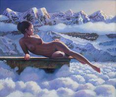 Ernesto Arrisueño, 1957 | Peruvian Magic Realism painter | Tutt'Art@ | Pittura * Scultura * Poesia * Musica |