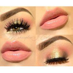 Soft Makeup Look - Magnet Look