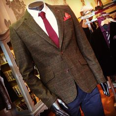 A classy men's look to wear to a holiday event from Ted Baker!