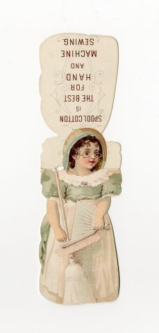 77.5425: paper doll | Paper Dolls | Dolls | National Museum of Play Online Collections | The Strong
