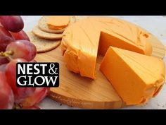 Easy to make vegan smoked cashew cheese recipe. Try this simple dairy free cashew cheese recipe for heart-healthy cashew cheese today.