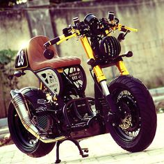 This has to be the coolest Honda 110 I've seen , thanks to @a28m for sharing his unique bike