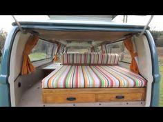 Nellie T2 Bay Window VW Campervan - YouTube