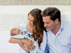 """See Sweden's """"Little Angels"""" – Princess Madeleine shares sweet pictures of Prince Nicolas and Princess Leonore"""