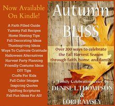 Autumn Bliss Book