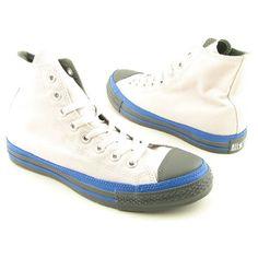 Converse Men's All Star Chuck Taylor Hi Casual Shoe Blue, Sand, Charcoal (8) Converse http://www.amazon.com/dp/B002ZIEUZ6/ref=cm_sw_r_pi_dp_1aGeub1WNERV2