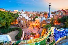 Bairros em Barcelona #viagem #barcelona #espanha