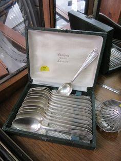 Petites cuillères Sautejeau Lannion x12. 78€. http://www.auvieuxchaudron.fr/