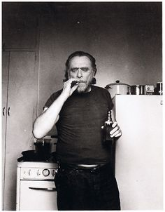 """Find what you love and let it kill you."" --Bukowski #noir #noirnation"