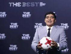 Maradona critica a Barcelona y Messi por ausencia en Zúrich