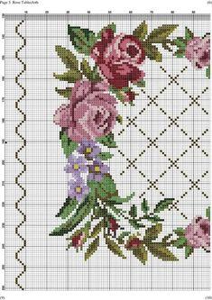 Cross Stitch Pillow, Cross Stitch Cards, Cross Stitch Borders, Cross Stitch Rose, Cross Stitch Animals, Cross Stitch Flowers, Cross Stitching, Cross Stitch Patterns, Baby Dress Pattern Free