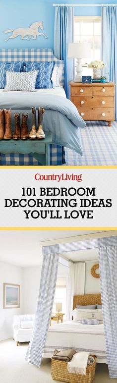 Don't forget to pin these ideas! Follow Country Living on Pinterest for more home decor inspirations.