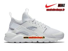 low priced 4f8f3 4150a Boutique Officiel Nike Air Huarache Ultra Breathe Homme Blanc 833147-100