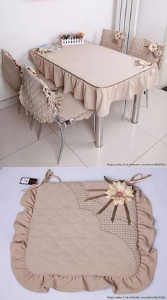 Coser el mantel y las fundas a las sillas (la cocina, de mesa).Sew cloth and chair covers (kitchen, dining room).Discover thousands of images about Your sewing machine is probably the largest item in your sewing space. When you're sewing, you need ea