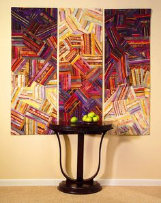 Art Quilt: Carol Taylor's Contemporary Quilts