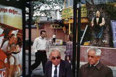 Alex Webb. Istanbul, Turkey. 2001. #color #street #photography