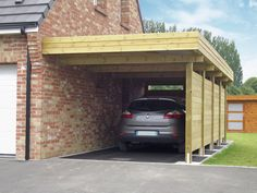 A carport is an economical alternative to garages. Every car or vehicle owner…