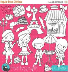 80% OFF SALE Paris travel stamps commercial use, vector graphics, digital clip art, digital images - DS718 by Prettygrafikdesign on Etsy https://www.etsy.com/uk/listing/205802709/80-off-sale-paris-travel-stamps
