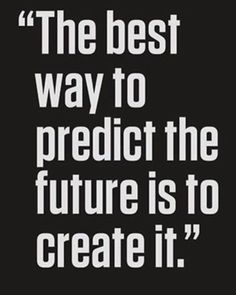 You are always in control. Create your perfect future! by the_entrepreneurial_duo