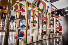 Shoe Palace Store by Double Europe at Eastridge Centre, San Jose – California » Retail Design Blog
