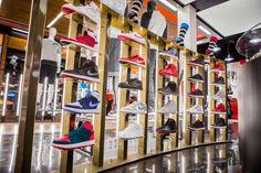Shoe Palace Store by Double Europe at Eastridge Centre, San Jose – California » Retail Design Blog