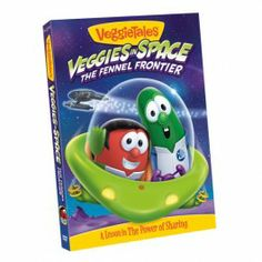 Veggies in Space: The Fennel Frontier | VeggieTales