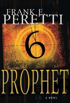 """Prophet"" by Frank Peretti... Good read, interesting story. If you ever wondered what it feels like to be a prophet, to know and see things no one else knows or sees, this is the book for you. Not my favorite from Peretti, but good nevertheless."