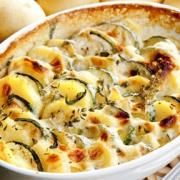 Kartoffel-Zucchini-Auflauf