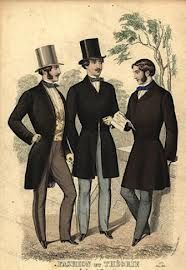 Victorian Men's Fashion History and Clothing Guide Victorian Mens Fashion, Vintage Fashion, Victorian Era, Vintage Men, Mode Masculine, Morning Coat, 1850s Fashion, Men's Fashion, Victorian Gentleman