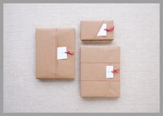 Packing | Kraft Paper & Boxes by terry