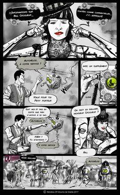 Sourire de Diable-Webcomic planche 16