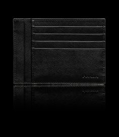 prada nylon black bag - Prada card holder with side slit for bills | Wallets | Pinterest ...