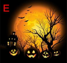 halloween backdrops - Google Search