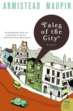 "After Almost 40 Years, Armistead Maupin Is Closing The Book On ""Tales Of The City"""