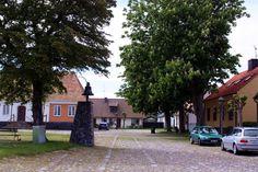 Skanör in Südschweden - hübsches Dorf am Öresund  ... #schweden #skane #sweden #sverige