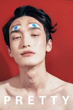 Pretty featuring  Jaehyuk Heo photographed by rala choi and styled by veuxsavoir for Fucking Young!
